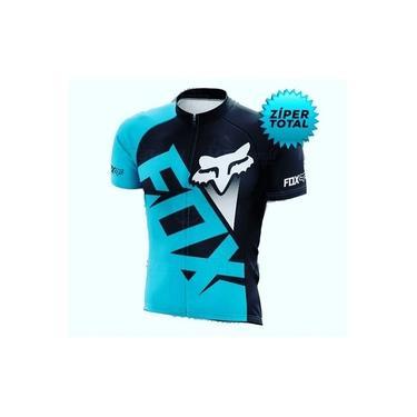 Camisa Ciclismo Fox Livewire-p