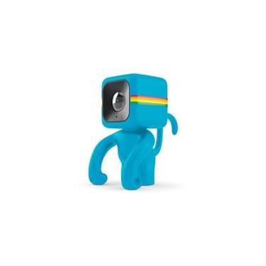 Imagem de Suporte Monkey para Câmera de Ação Polaroid Cube HD, Azul - POLC3MSBL