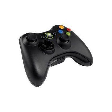 Controle Sem Fio Para Xbox 360 Slim  Joystick Wireless