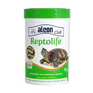 Ração Para Tartaruga Reptolife Alcon 75g