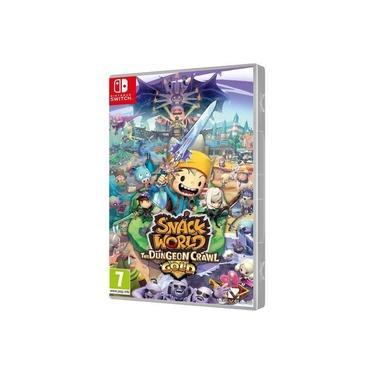 Jogo Snack World Nintendo Switch
