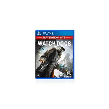 Jogo Game Watch Dogs - Ps4