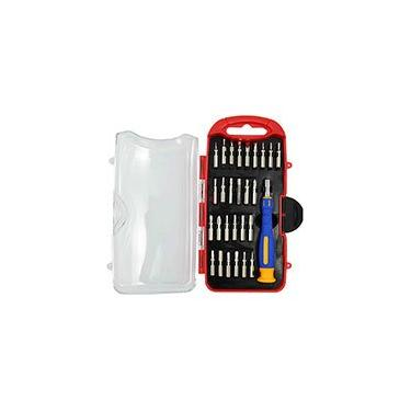 Kit de chaves de precisão c/27 peças CEL-01 Western BT 1 UN