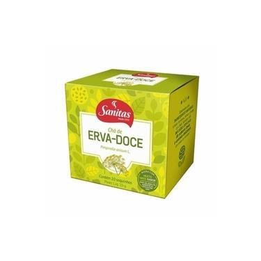 Chá Erva Doce Lifar Sanitas 15g