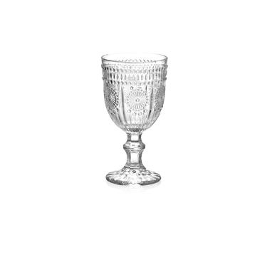 Imagem de Jogo Conjunto 6 Taças de Vidro para Vinho 240 ml Aubusson - Bon Gourmet 26864