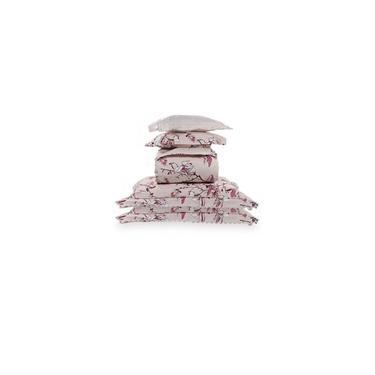 Imagem de Colcha Casal com Almofadas 200 Fios Dijon - Marken Fassi
