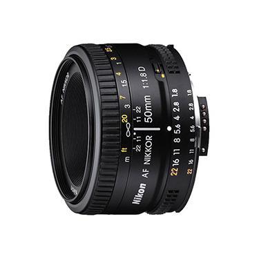 Imagem de Lente Intercambiável Nikkor AF 50MM F/1.8D - Nikon