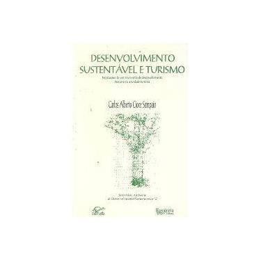 Desenvolvimento Sustentavel e Turismo - Capa Comum - 9788571141568