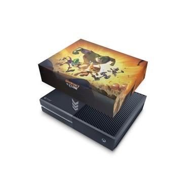Capa Anti Poeira para Xbox One Fat - Ratchet And Clank