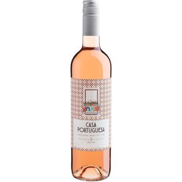 Vinho Rosé -  Casa Portuguesa Península de Setúbal Rosado 2020  - Portugal José Maria da Fonseca