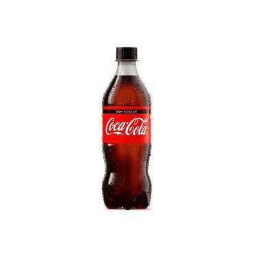 Refrigerante Coca Cola Sem Açúcar Pet 600 Ml