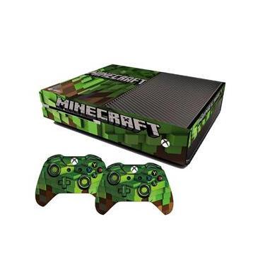 Skin Xbox One Fat Minecraft