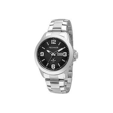 23bb4853e7d2c Relógio de Pulso Masculino Technos Casual Shoptime   Joalheria ...