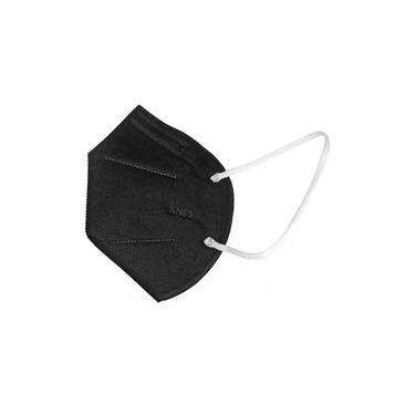 Kit 05 Mascara De Proteção Facial Kn95 - N95 Pff2 - Preta