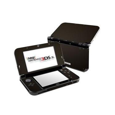Skin Adesivo Protetor New Nintendo 3DS XL (Marrom Premium)