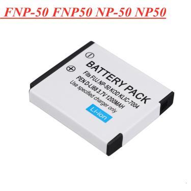 Imagem de Bateria para câmera fujifilm tamanhos fnp50, 3.7v, 1200mah FNP-50 p50 para pentax drive drive