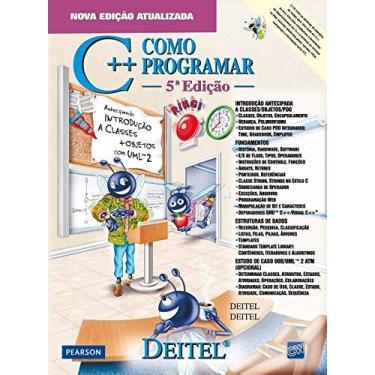 C ++ Como Programar - Com CD-ROM - 5ª Edição 2006 - Deitel, H.m. - 9788576050568