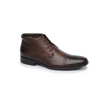 Bota Masculina Democrata Smart Confort