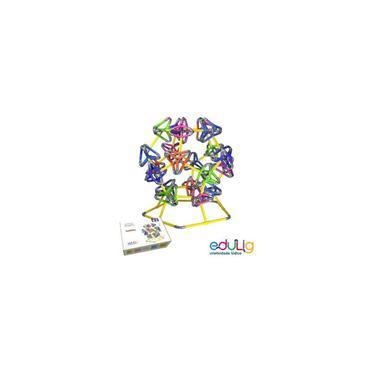 Imagem de Quebra-Cabeça Edulig Puzzle 3D Satélite - 225 Peças