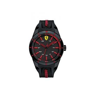 bd12f5d320a Relógio Masculino Ferrari 0830245 Prova D` Água