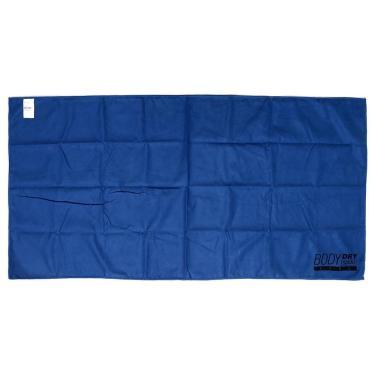 Toalha Speedo Body Dry Xtra Towel 629060-091, Cor: Azul Marinho, Tamanho: ÚNICO