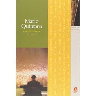 Os Melhores Poemas de Mario Quintana - Cunha, Fausto - 9788526001725