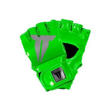 Luva de MMA Throwdown Phenom Verde Neon