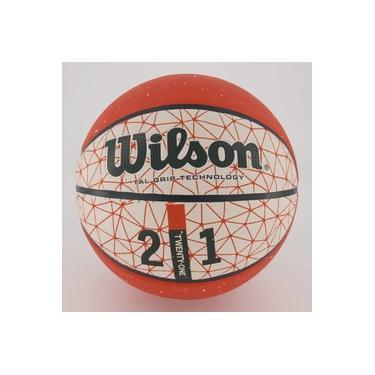Bola de Basquete Wilson 21 Series New Laranja