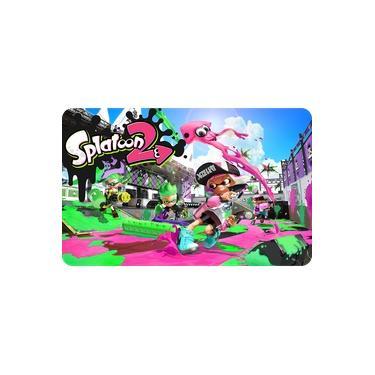 Gift Card Digital Splatoon 2 Nintendo para Nintendo Switch