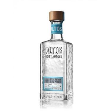 Tequila Olmeca Altos Plata 750Ml