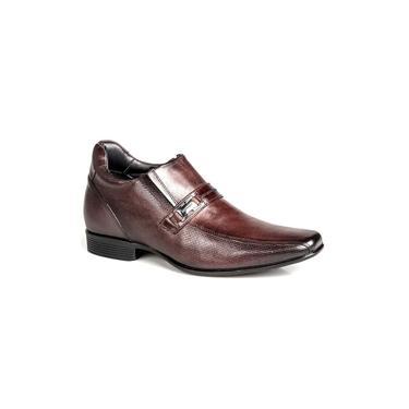 Sapato Rafarillo Office Alth 7cm 53001 Mogno