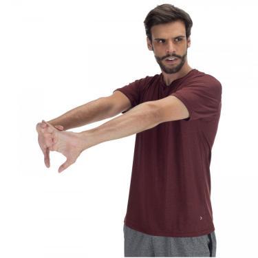 Camiseta Oxer Básica Mescla - Masculina Oxer Masculino
