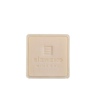 Elemento Mineral Argila Branca - Sabonete em Barra 100g