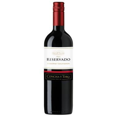 Vinho Concha Y Toro Cabernet Sauvignon Reservado 750Ml
