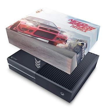 Capa Anti Poeira para Xbox One Fat - Need For Speed Payback
