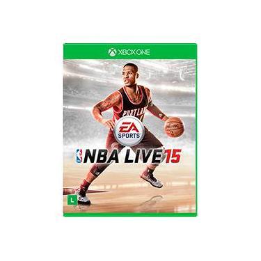 Game - NBA Live - Xbox One