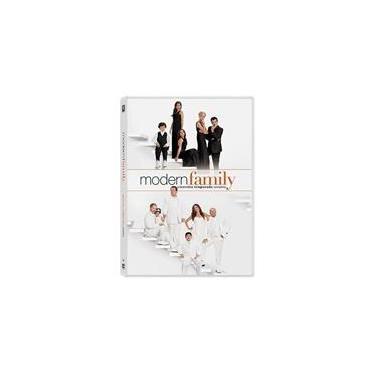 Box Dvd Modern Family - Terceira Temporada (3 Dvds)