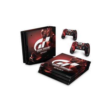 Skin Adesivo para PS4 Pro - Gran Turismo