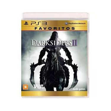 Jogo Darksiders 2 Limited Edition Ps3 Midia Física