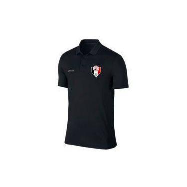 fc6f3d5dda Camisa Polo Joinville Jec Bordado Torcedor personalizada preta