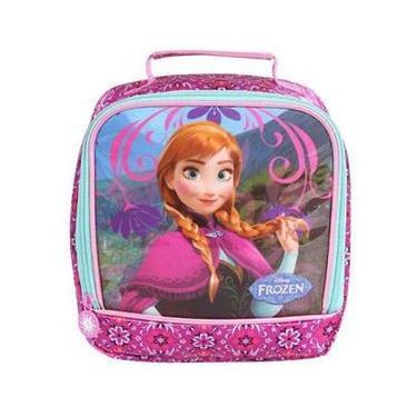Lancheira Escolar Dermiwil Frozen Anna 60216