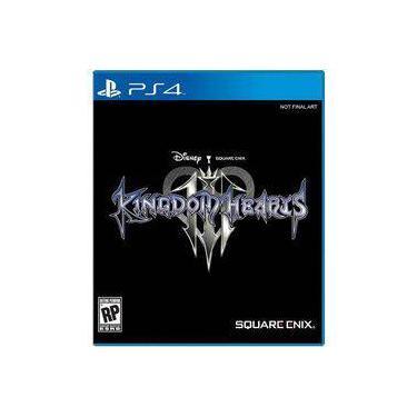 Game Kingdom Hearts 3 - Playstation 4