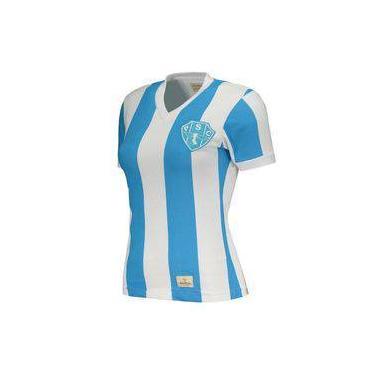 Camisa Retrômania Paysandu 1939 Feminina 40fe372f5b5e8