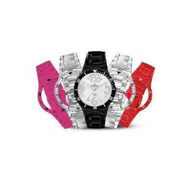 7889198d8f2 Relógio Feminino Champion Troca Pulseiras Cp30182r   96161