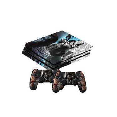 Skin PS4 Pro Watch Dogs 2 A