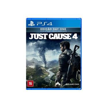 Game Just Cause 4 Edição Day One - PS4