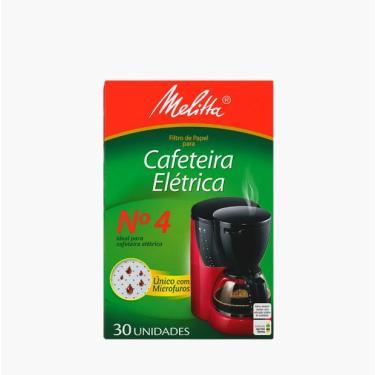 Kit Com 10 Filtros De Papel Melitta N4
