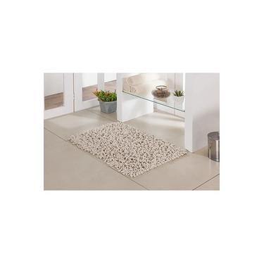 Imagem de Tapete de Banheiro - Loop - 60cm x 40cm - Marfim - Niazitex