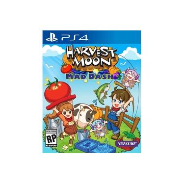 Harvest Moon Mad Dash - Ps4