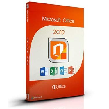 Chave de Ativação Office 2019 Pro Plus 32/64bits Registro Original Vitalício, Download (garantia 3 anos)